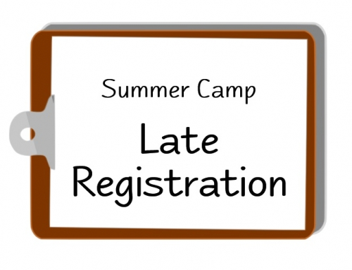 Camper Late Registration