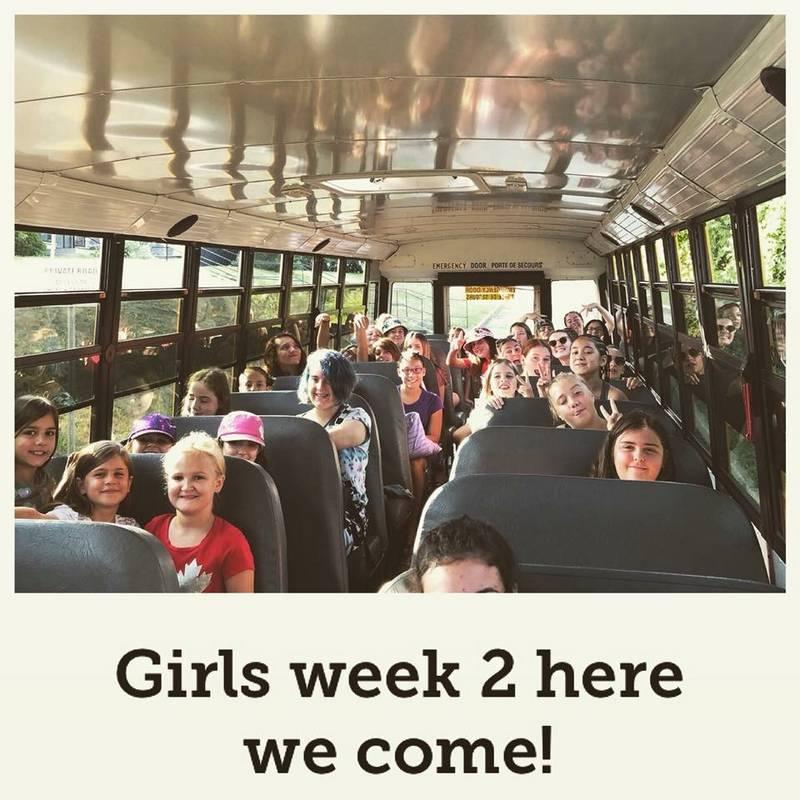 2018 Girls Week 2
